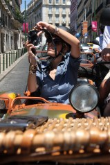 A motorcycle sidecar tour through Lisbon is truly a unique experience