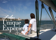 Discover Lisbon´s stunning scenery from a unique perspective with a boat trip.