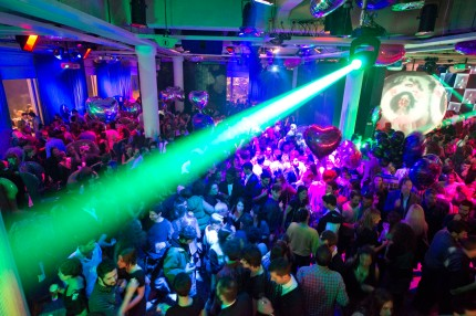 LUX CAIS DA PEDRA NIGHT PARTY