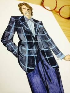 Ayres Bespoke Tailor creates bespoke suits, shirts and shoes
