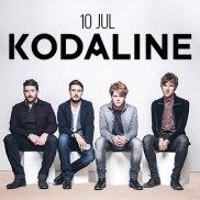 kodaline_lineup