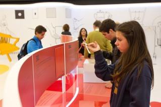 Exhibition A Fisica no Dia a Dia at Pavilhao do Conhecimento