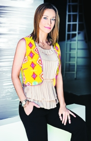 Rita Machado is one of the top magazine directors and lifestyle gurus in Portugal