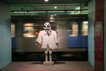 Marquês de pombal - Metro Station