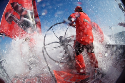 PUMA Ocean Racing, Volvo Ocean Race 2008-2009