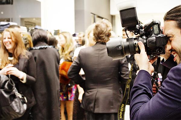 Vogue Fashion Night Out is an international celebration of Fashion