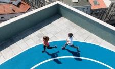 FSLisbon Fitness Centre - Rooftop Running track (5)