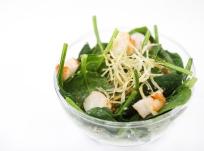 Peixe em Lisboa - Salada de camarão (1)